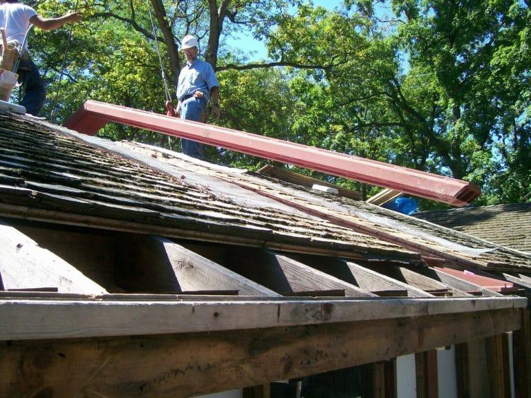steel rafter