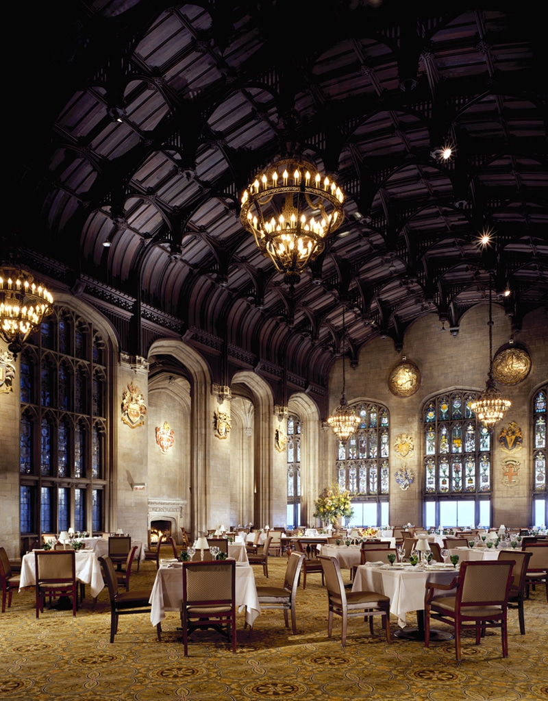 University Club of Chicago - Vinci Hamp Architects