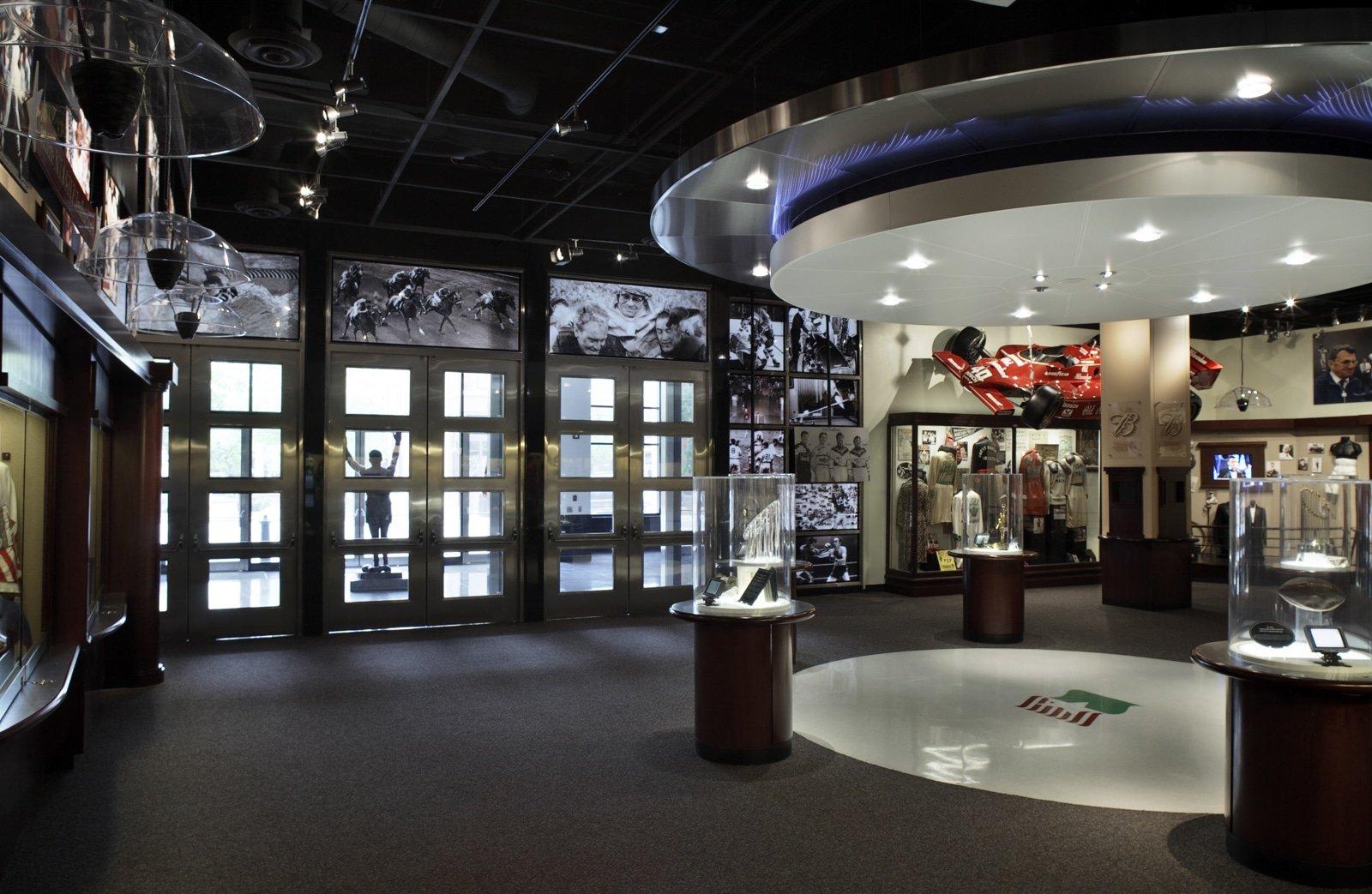national italian american sports hall of fame vinci hamp architects. Black Bedroom Furniture Sets. Home Design Ideas