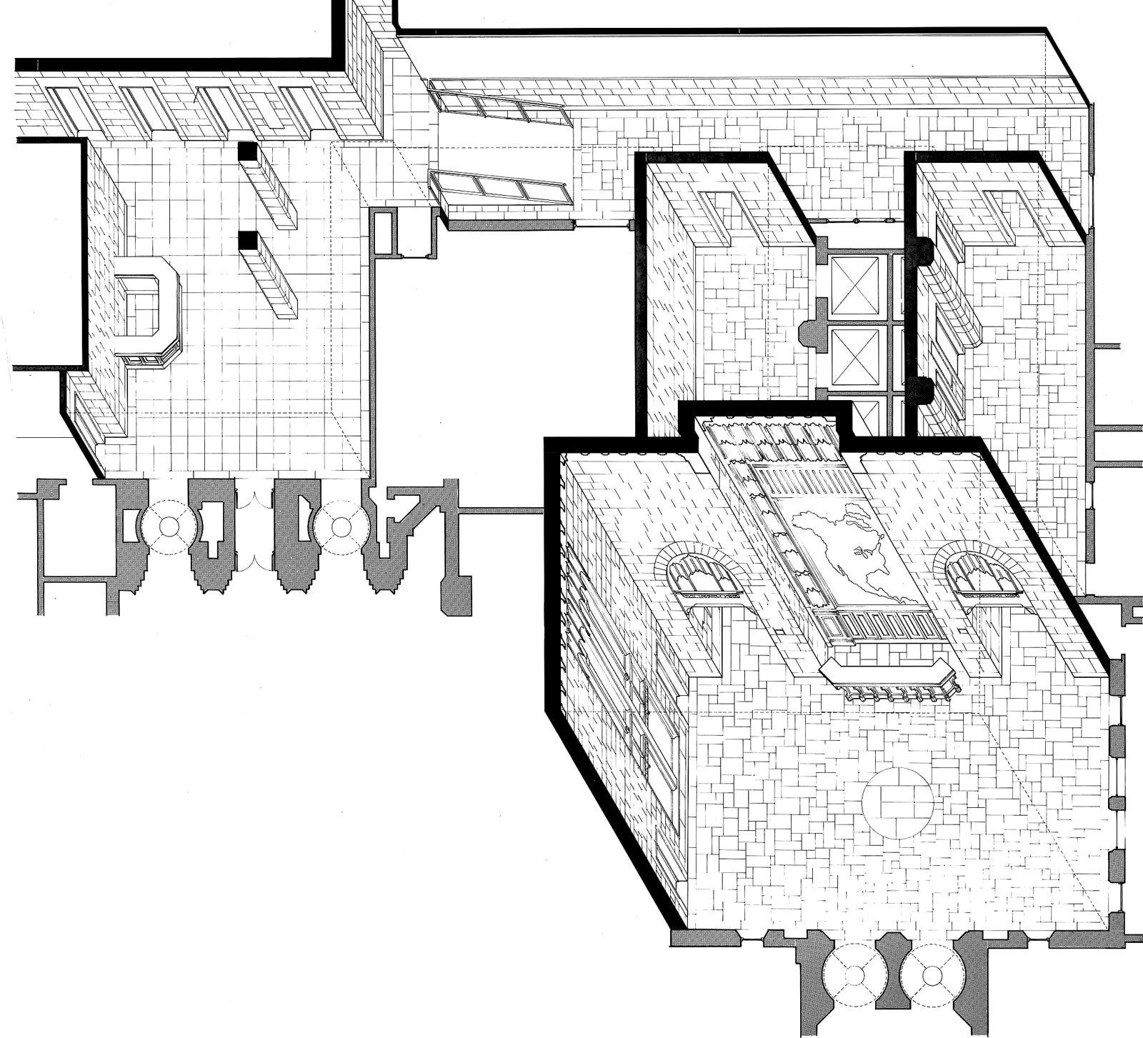 lobby axo 3