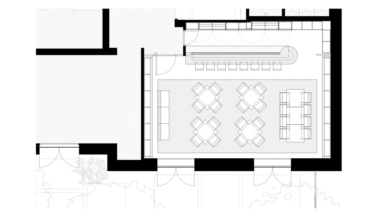 Arts Club Bar Plan 2