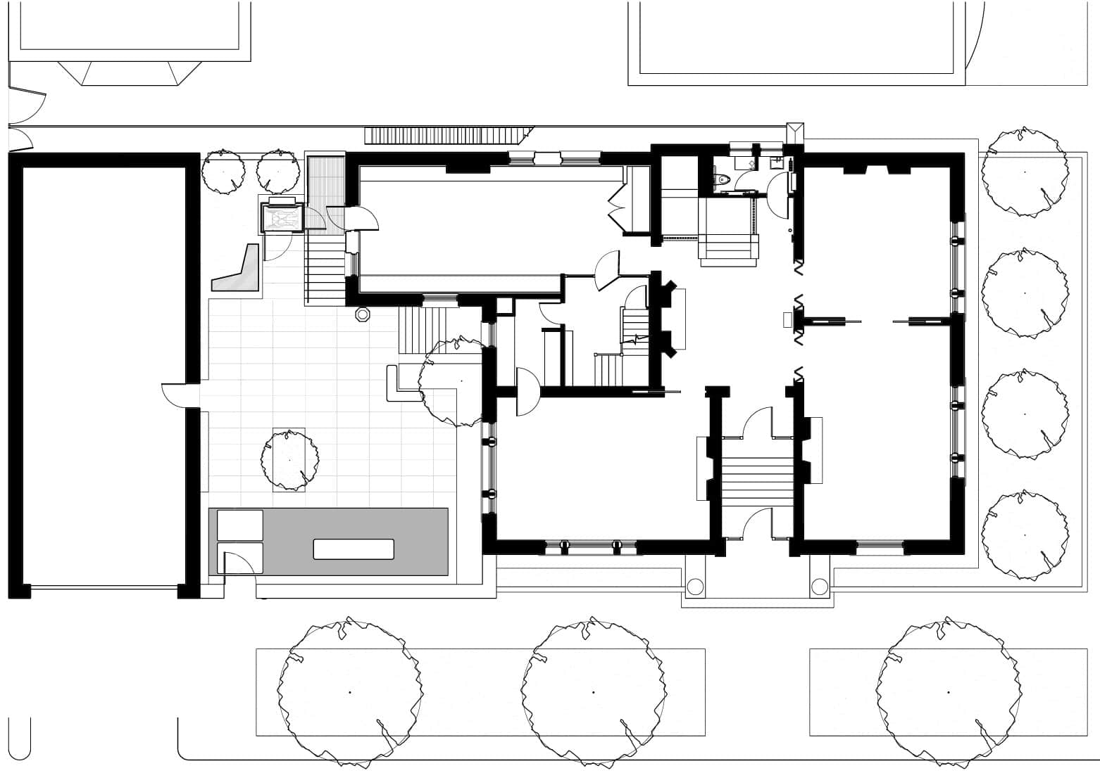 13 first floor plan