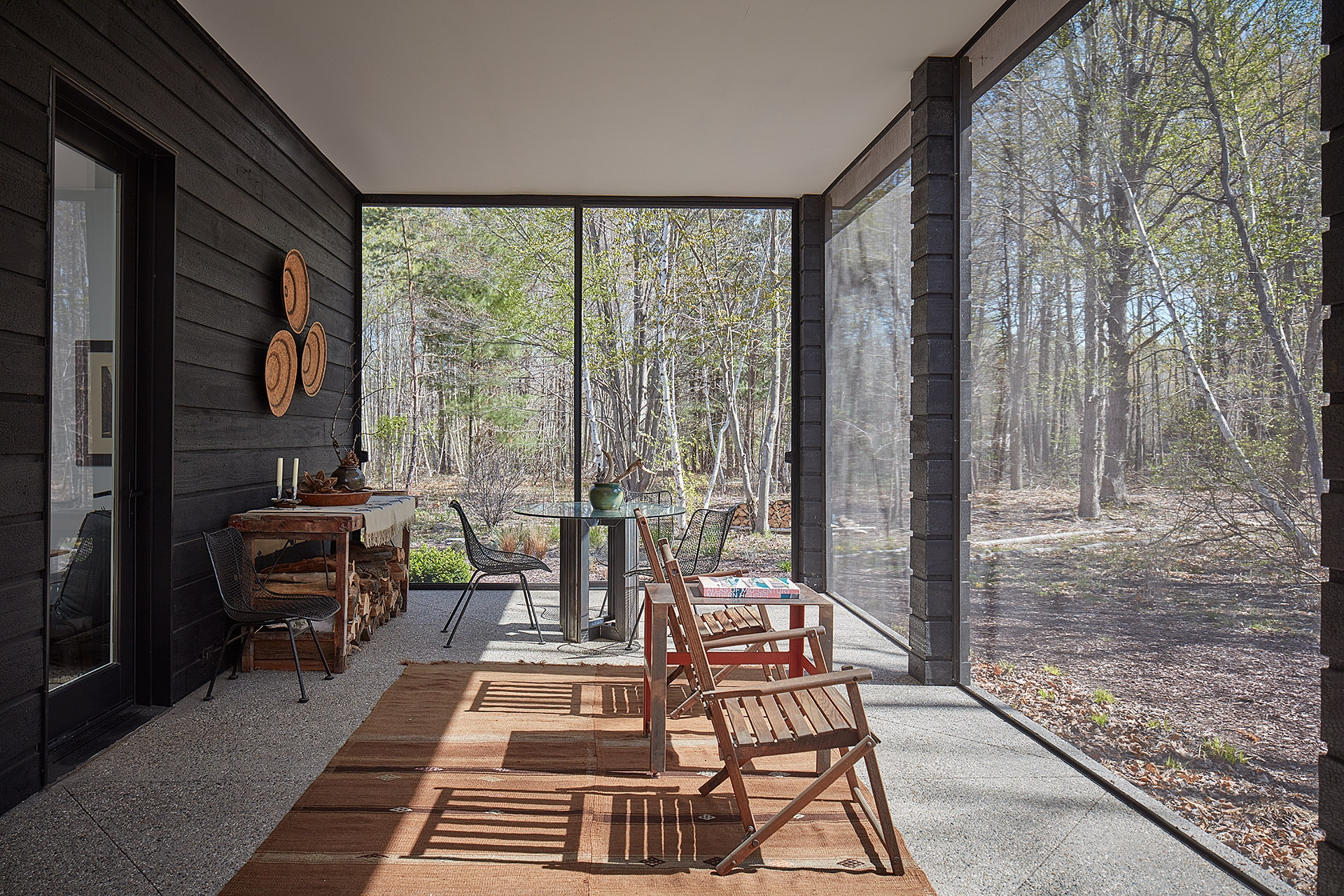 Interior Large Porch